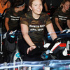 Ride for the Bride Bachelorette Spin Class at Swerve<br /> New York City, USA - 04.12.14<br /> Credit: J Grassi