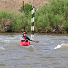 Often, more than cycling awaited riders, like the Salida FIBArk (First In Boating the Arkansas) festival, the oldest whitewater festival in America.