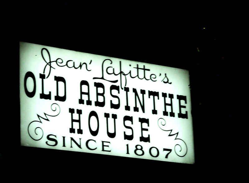French Quarter - Old Absinthe House