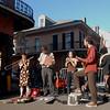 French Quarter -Street Band 4