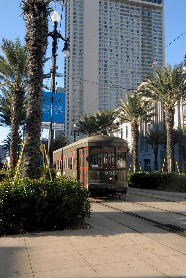 New Orleans - Street Car 2