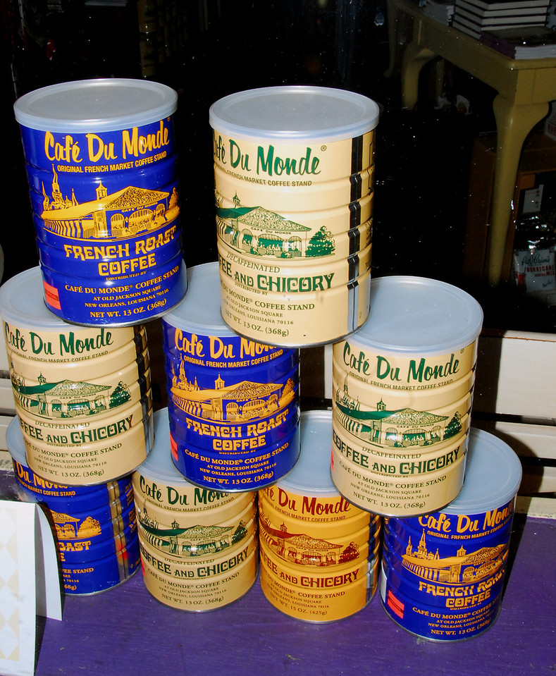 French Quarter - Cafe Du Monde'