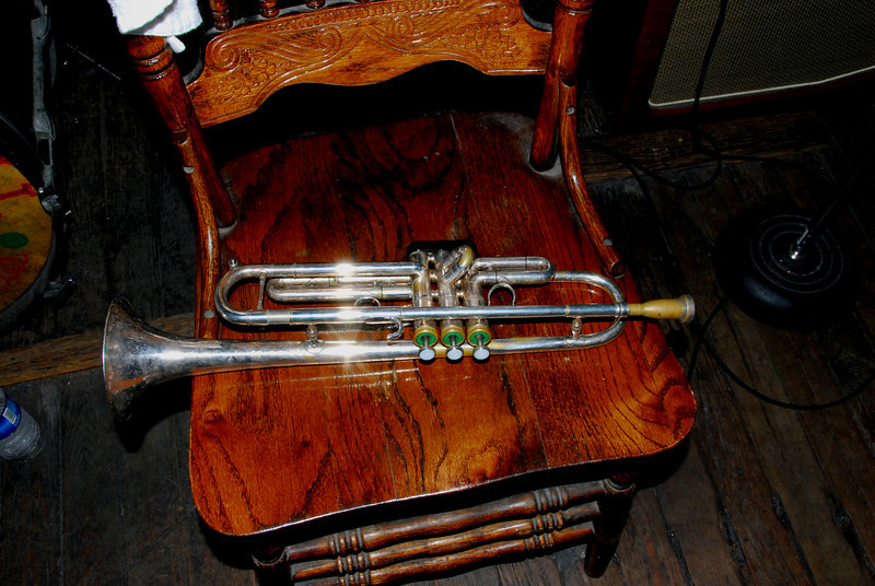 French Quarter - Preservation Hall - Trumpet