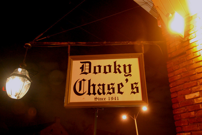 Dooky Chase - Sign