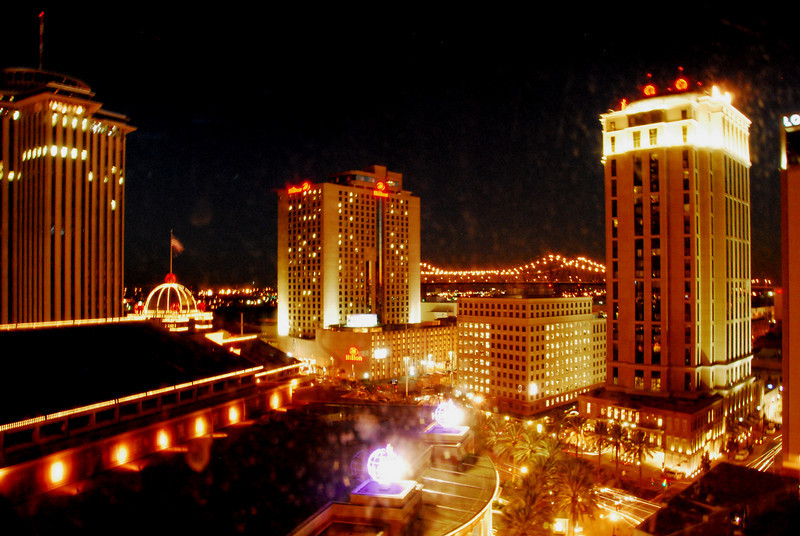 New Orleans - Night View II