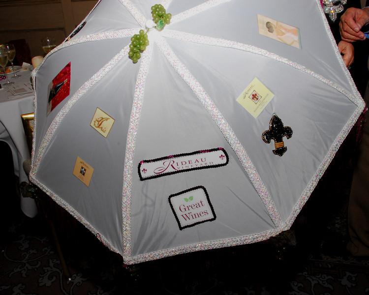 Reception - Second Line Umbrella - Calvin