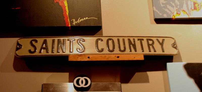 Ray's Boom Boom Room - Saints Country