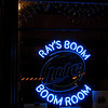 Ray's Boom Boom Room - Sign