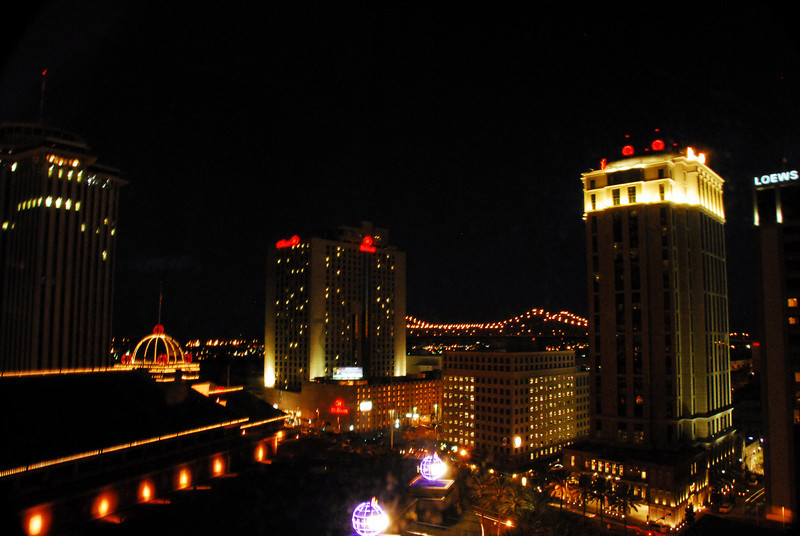 New Orleans - Night View I