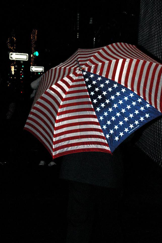 French Quarter - Walkin in the Rain II