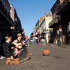 French Quarter - Street Band 3