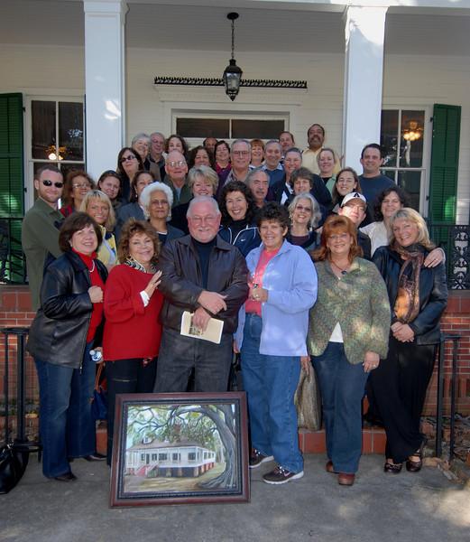 Magnolia Mound Plantation - The Group