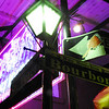 French Quarter - Bourbon Street sign