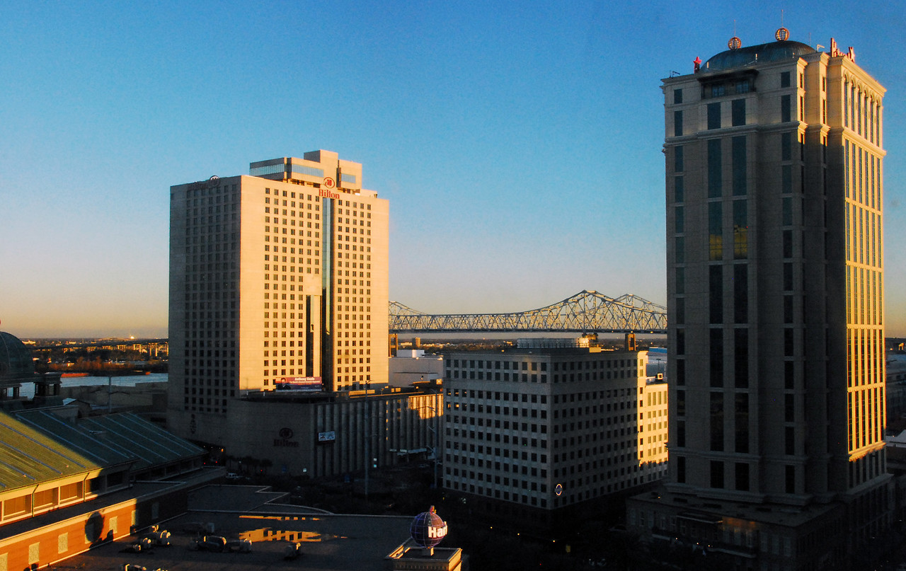 New Orleans - Early Morning View III