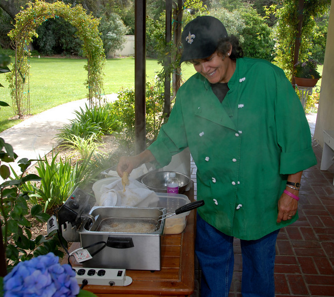 Mardi Gras - Chef Sue - Smokin'