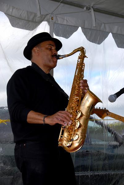 Mardi Gras - Sax Man2