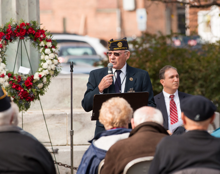Ridgewood NJ Veterans Day 2014