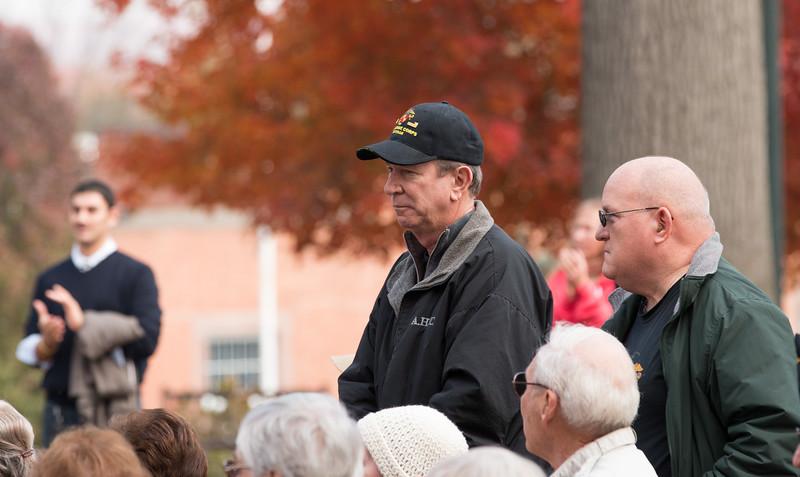 Ridgewood NJ Veterans Day 2014