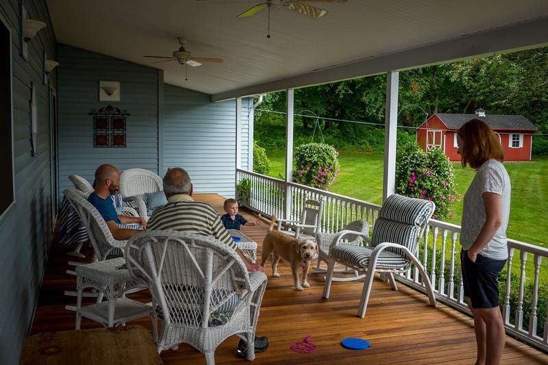 Riggott Family Reunion by Jon 8-5-17 17