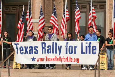 Right to Life Rally