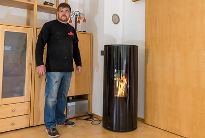 Voilà, der neue Rika Corso brennt sogar im Mai! Super Arbeit, Danke an Fa. Iwanek
