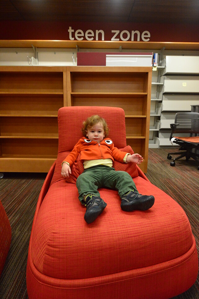 Rinconada/Main library PALF preview (Dec 7, 2014)