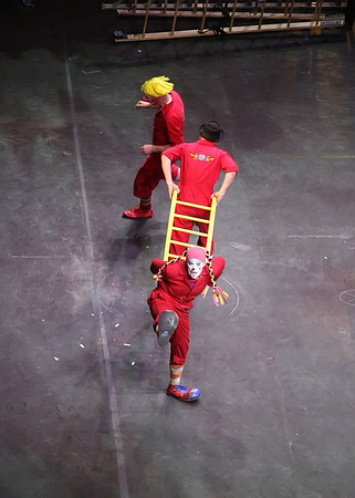 Ringling Bro's Circus 2-5-2012