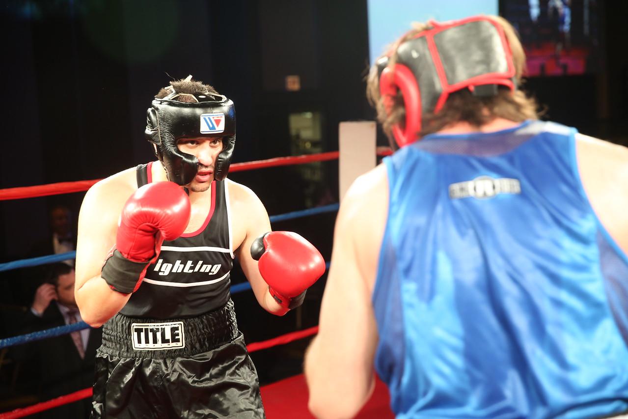 Mercy Boxing