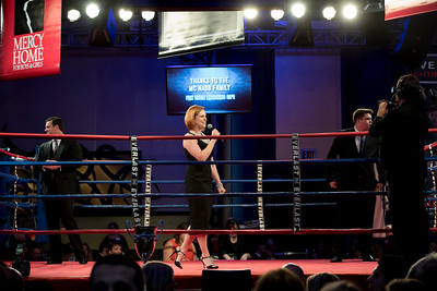 Ringside for Mercy's Sake 2017