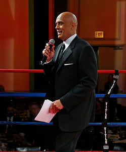 CHICAGO, IL - November 2: 28th annual Ringside for Mercy's Sake on Saturday, November 2, 2019 in Chicago, Illinois. (Photo by Nuccio DiNuzzo © 2019)