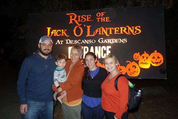 Rise of the Jack o Lanterns 2015