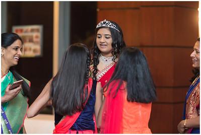 Rishitha Sweet 16