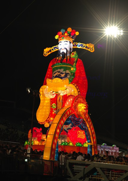 River Hong Pau Festival Singapore 2015