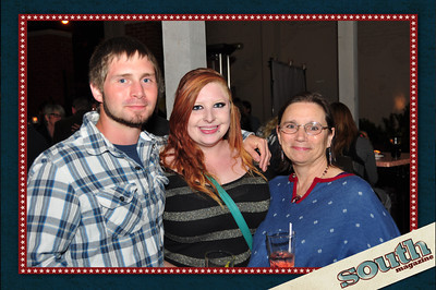 Zach Williams, Heather Whitmire, Judy Williams