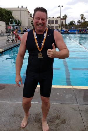 Riverside Police Inaugural Charity Sprint Triathlon, Riverside CA October 21, 2012