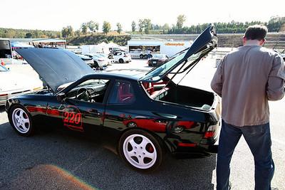 Road Atlanta 2010 P-Car DE