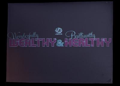 USANA New Zealand Wonderfully Wealthy & Brilliantly Healthy Roadshow