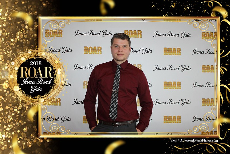 Roar James Bond Gala 2018