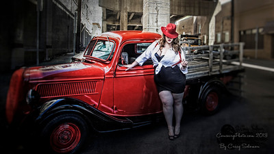 Keri Atkins - ©ConciergePhoto.com 2013 - All Rights Reserved Roaring 20s Photo Shoot, June 2013, Portland Oregon, Photographer Craig Solomon, Concierge Photography Oregon. ©ConciergePhoto.com 2013 - All Rights Reserved