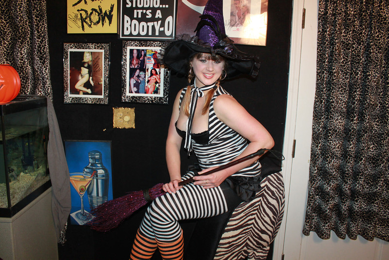 RaggRadio.com Halloween Party