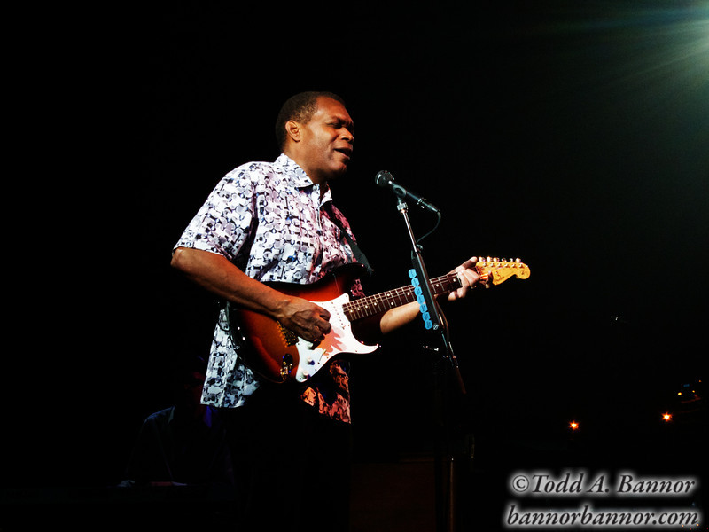 Robert Cray at the Park West, Chicago. 11-6-2011.