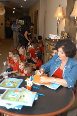 Roberta Simpson Daystar Book Signing