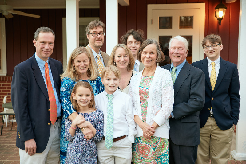 Whitney's Parents' 50th