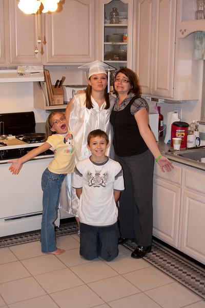 Robyn Graduation 2009-2
