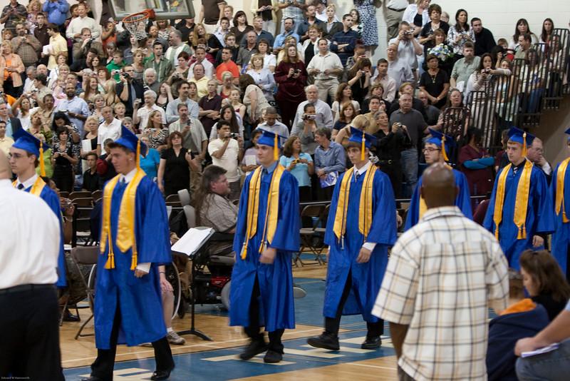 Robyn Graduation 2009-10