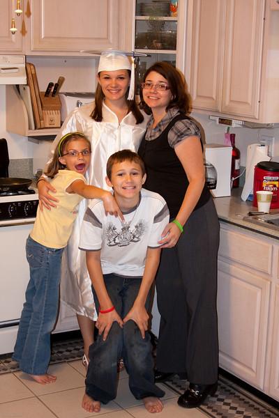 Robyn Graduation 2009-1