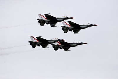 Rochester Air Show - U.S.A.F. Thunderbirds