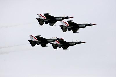 Rochester Air Show - U.S.A.F. Thunderbirds