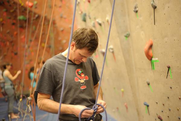 2009/12/30 Climbing