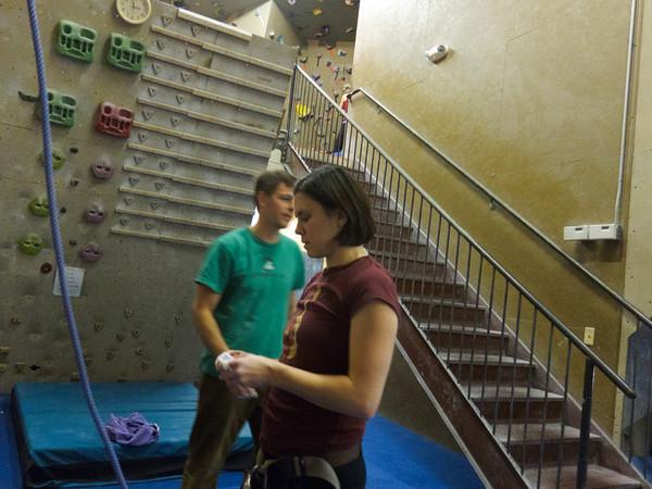 2010/12/31 Climbing and Utah's